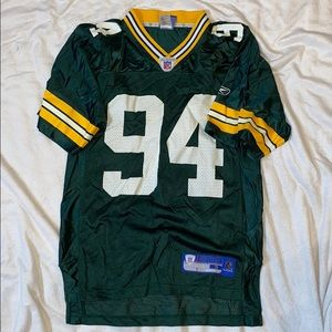 green bay packers football jersey